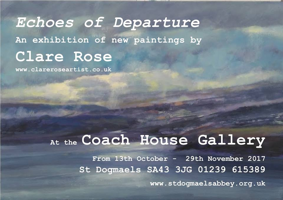 Clare Rose Exhibition 2017